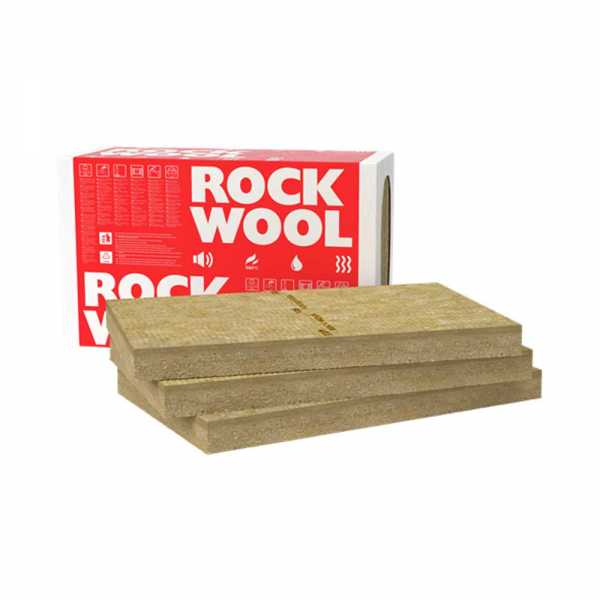 Rockwool Frontrock Super 1000 x 600 x 100 mm