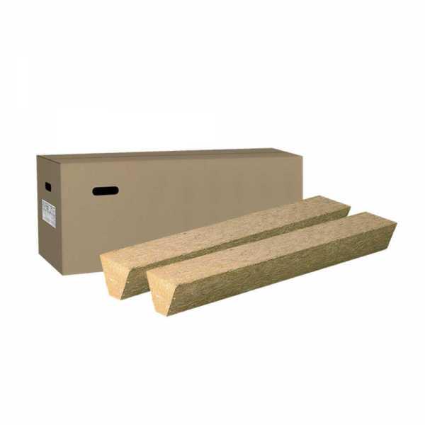 Rockwool Rockfall SF 50 akusztikai bordakitöltő elem 150 / 158 / 39 mm