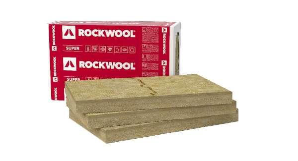 Új termék a Rockwool-tól: Rockwool Frontrock Super